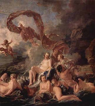 Venus triumf