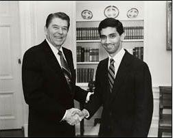 D'Souza och Reagan