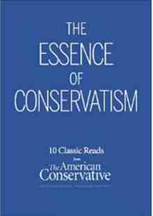 The Essence of Conservatism