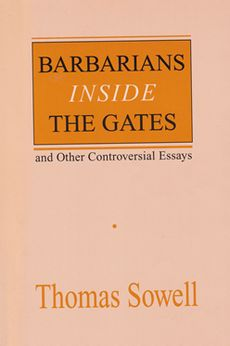 Barbarians Inside the Gates