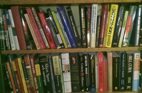 Böcker!