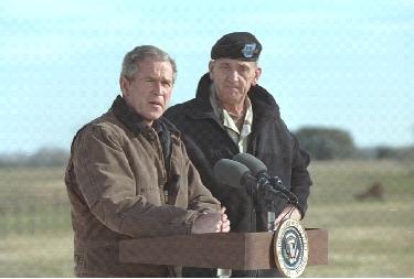 Bush och Franks