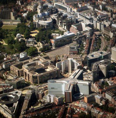 EU-högkvarteret i Bryssel
