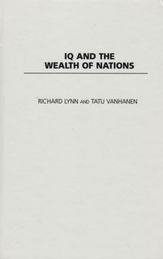 IQ and the Wealth of Nations