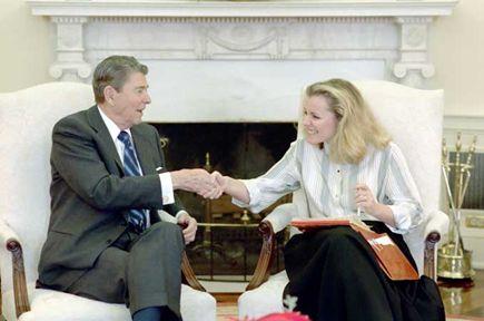 Reagan och Noonan